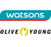 WATSONS, OLIVE YOUNG